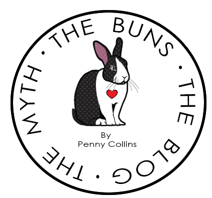 Raging Bunnies by Penny Collins.